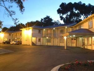 Best Western Bks Pioneer Motor Lodge