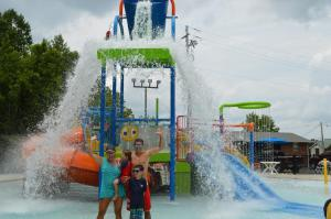 Country Cascades Waterpark Resort, Hotely  Pigeon Forge - big - 40