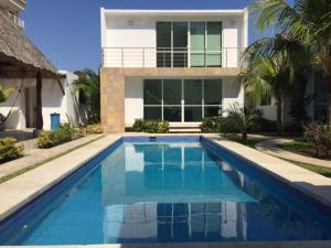 Casa Costera Las Palmas, Holiday homes  Acapulco - big - 7