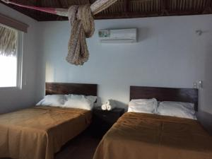 Casa Costera Las Palmas, Holiday homes  Acapulco - big - 10