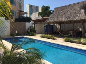 Casa Costera Las Palmas, Holiday homes  Acapulco - big - 13