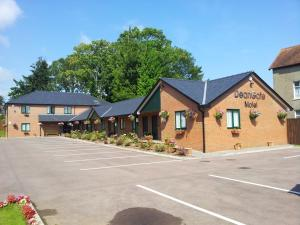 Deangate Motel in Lydney, Gloucestershire, England