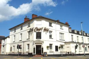 Grail Court Hotel in Burton upon Trent, Staffordshire, England