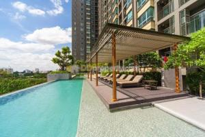 1BR in U Delight at Huamak Station, Ferienwohnungen  Bang Kapi - big - 22