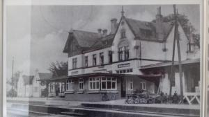 Hotel Wildeshauser Bahnhof, Hotels  Wildeshausen - big - 17