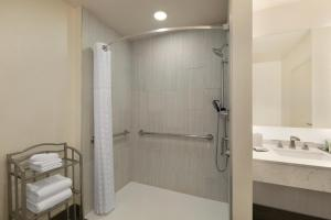 King Room - Mobility/Hearing Accessible with Roll In Shower