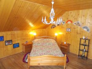 Vacation home Prival Bluz, Vidiecke domy  Aleksandrov - big - 5