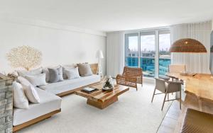 One-Bedroom King Suite with Balcony and City View