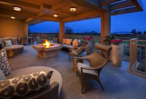 The Canyon Suites at The Phoenician, a Luxury Collection Resort, Scottsdale, Rezorty  Scottsdale - big - 21