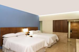 Double or Twin Room with Ocean View