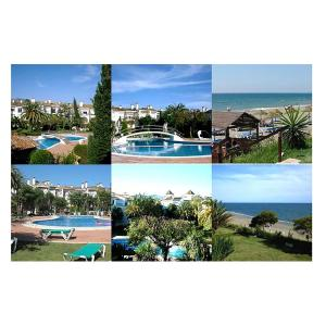 Hacienda Beach HB2016-4, Apartments  Estepona - big - 18