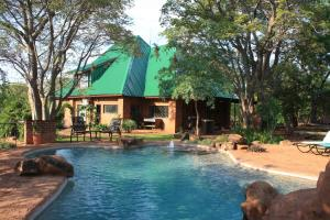 Prana Tented Camp, Zelt-Lodges  Livingstone - big - 22