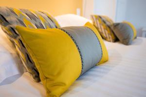 Les chambres d'Aimé, Bed and Breakfasts  Carcassonne - big - 36