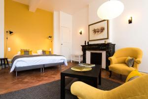 Les chambres d'Aimé, Bed and Breakfasts  Carcassonne - big - 34