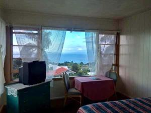 Comfort Single Room with Ocean View