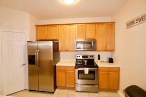 Three Bedroom Apartament- C10 Condo, Apartmanok  Orlando - big - 14