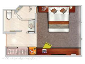 Triple Room with Free 4G Pocket Wi-Fi Device