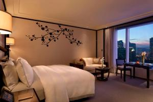 Quarto Duplo ou Twin Grand Deluxe com Vista Kowloon