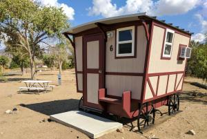 Stagecoach Trails RV Resort, Kempingek  Julian - big - 28