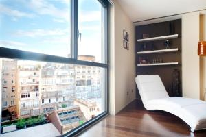 You Stylish The Most Luxury Apartment, Apartmány  Barcelona - big - 8