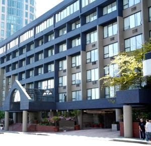 Quality Hotel Downtown Inn At False Creek