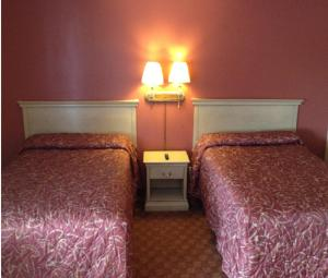 Double Room with Double Beds