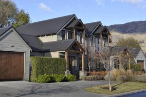 Luxury on Lansdown, Apartmanok  Wanaka - big - 6