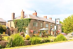 The Fairfax Arms in Gilling East, North Yorkshire, England