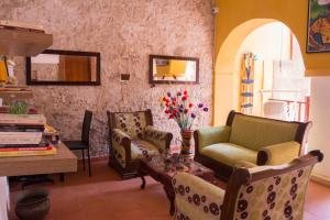 Hotel Casa Tere Boutique, Hotels  Cartagena de Indias - big - 62