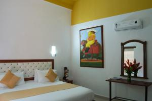 Hotel Casa Tere Boutique, Hotels  Cartagena de Indias - big - 51