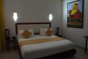 Hotel Casa Tere Boutique, Hotels  Cartagena de Indias - big - 49