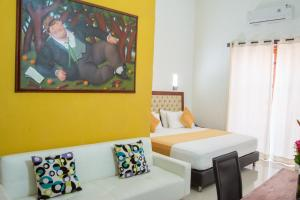 Hotel Casa Tere Boutique, Hotels  Cartagena de Indias - big - 112