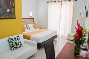 Hotel Casa Tere Boutique, Hotels  Cartagena de Indias - big - 111