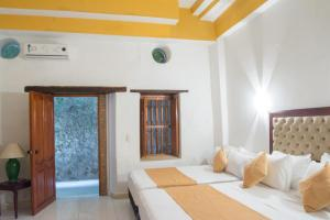 Hotel Casa Tere Boutique, Hotels  Cartagena de Indias - big - 22