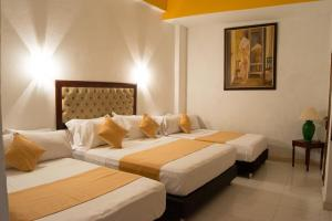 Hotel Casa Tere Boutique, Hotels  Cartagena de Indias - big - 24