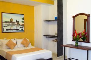 Hotel Casa Tere Boutique, Hotels  Cartagena de Indias - big - 104