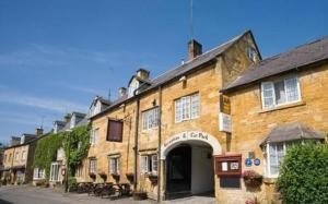 Crown Inn in Blockley, Gloucestershire, England