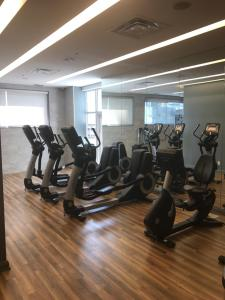 Jet furnished Suites Yorkville, Apartmány  Toronto - big - 9