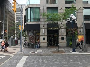 Jet furnished Suites Yorkville, Apartmány  Toronto - big - 34
