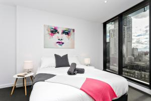 COMPLETE HOST Rose Lane CBD, Apartmány  Melbourne - big - 39
