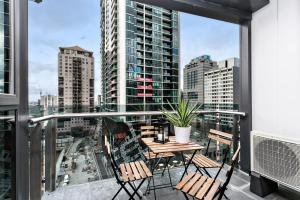 COMPLETE HOST Rose Lane CBD, Apartmány  Melbourne - big - 33