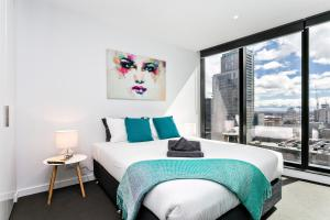COMPLETE HOST Rose Lane CBD, Apartmány  Melbourne - big - 49