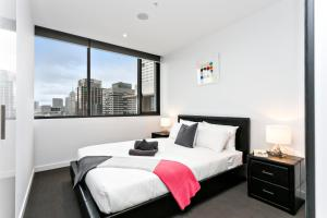 COMPLETE HOST Rose Lane CBD, Apartmány  Melbourne - big - 30
