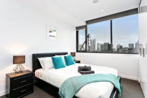 COMPLETE HOST Rose Lane CBD, Apartmány  Melbourne - big - 23