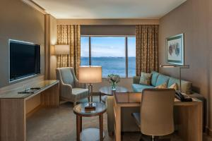 Marmara Suite Sea View with Lounge Access