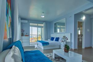 Executive Room with Balcony and Sea View