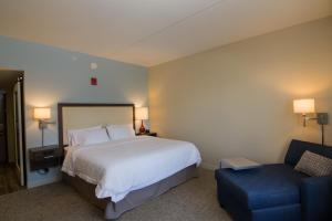 Hampton Inn & Suites Tulsa Downtown, Ok, Отели  Талса - big - 16