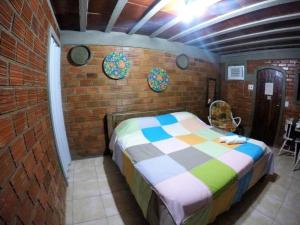 Deluxe Double Room with balcony and Garden View