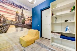 August Apart-Hotel, Aparthotels  Sankt Petersburg - big - 22