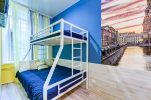 August Apart-Hotel, Aparthotels  Sankt Petersburg - big - 23